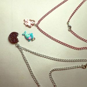 Necklaces for girls!